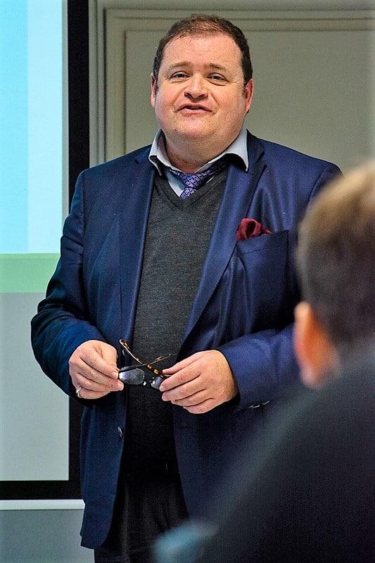 2019.03.14. Sth Islamseminar 1 Prof. Dr. Harald Seubert
