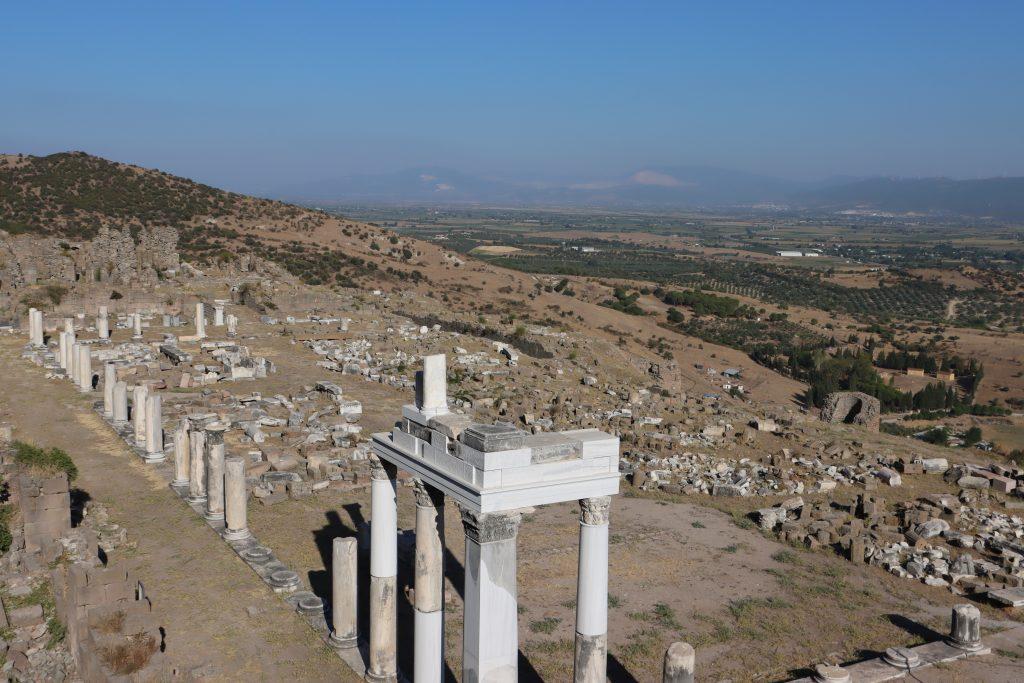 Auf Den Spuren Des Apostel Paulus 2020 185 Pergamon 2