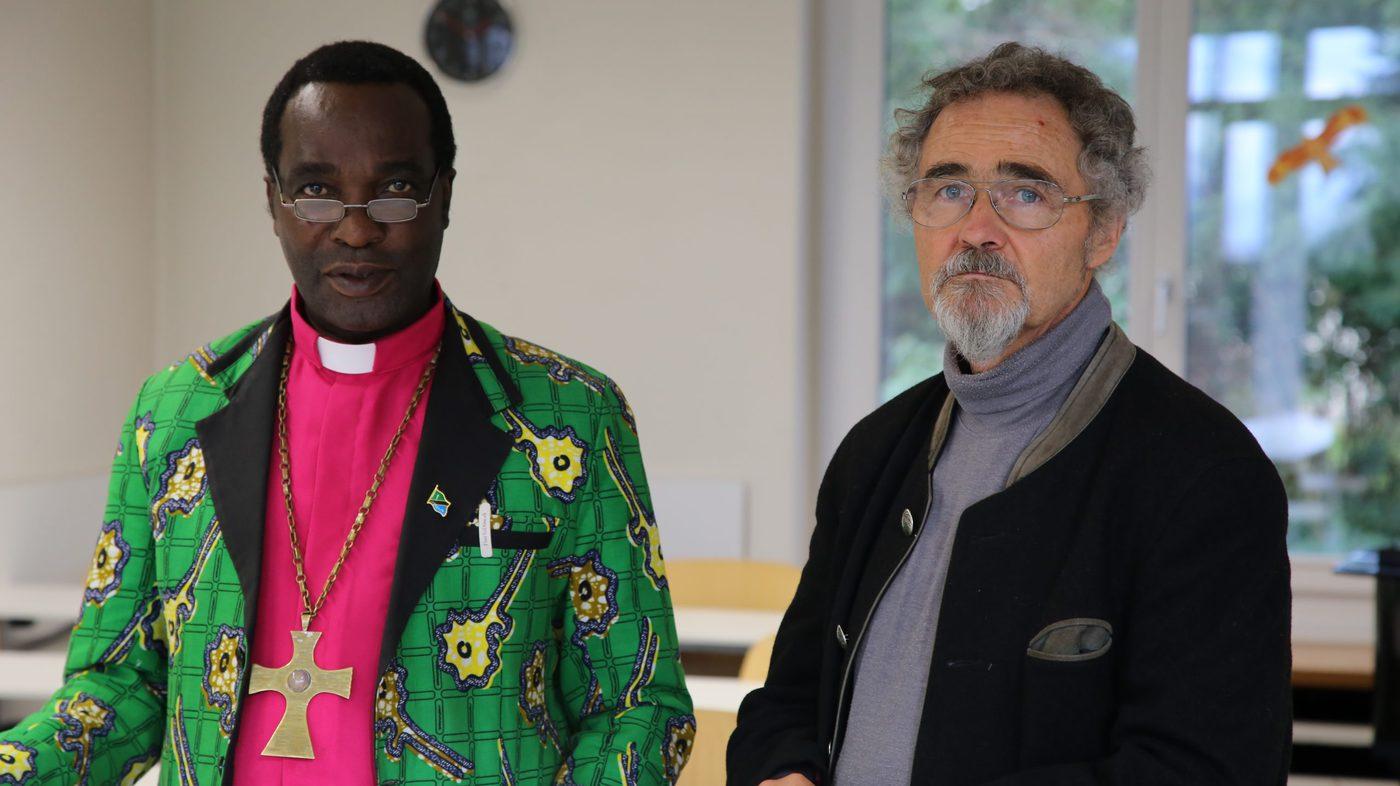 Bischof Dr George Mark Fihavango