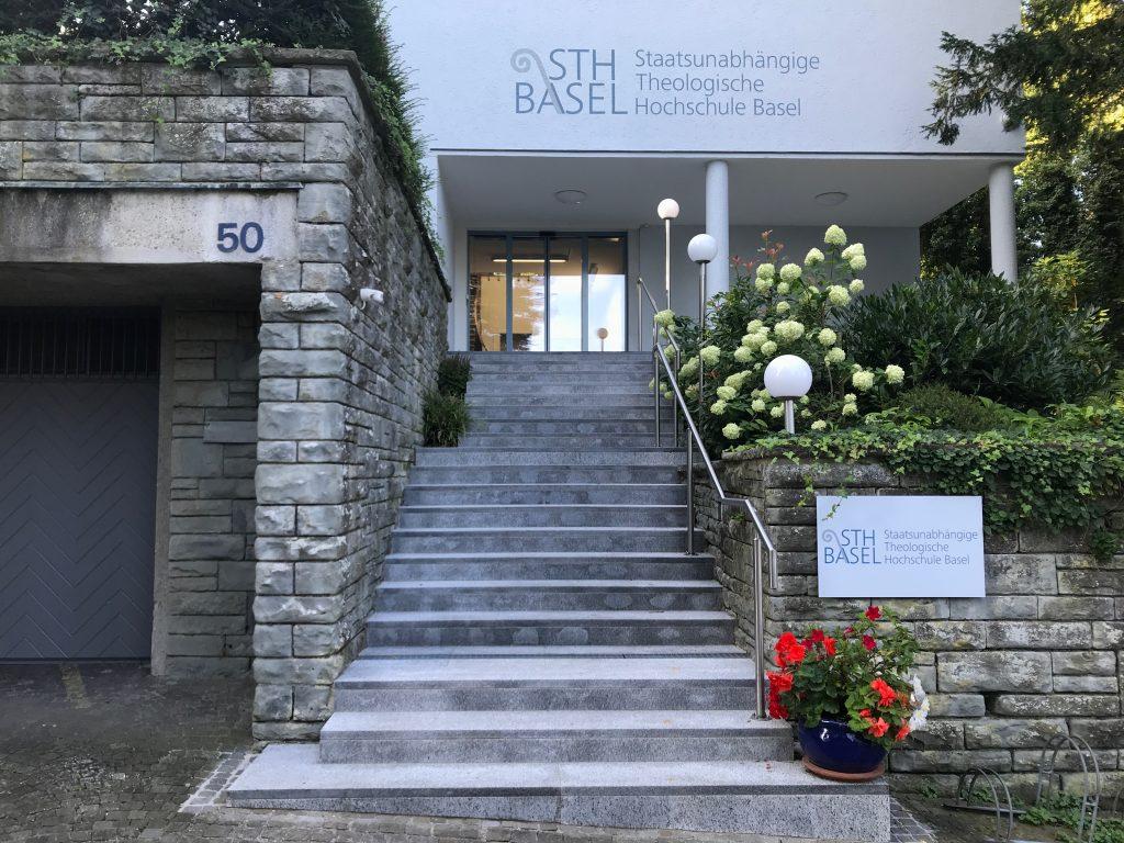 Eingangsbereich Sth Basel