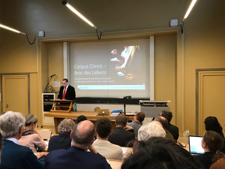 Habitilitationsvortrag Prof Dr Stefan Schweyer