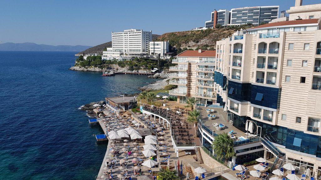 Hotel Ikarisches Meer Studienreise Kleinasien Sth Basel