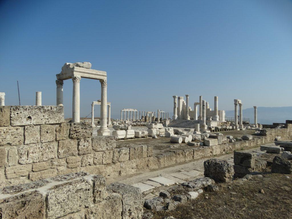 Laodizea Tempel