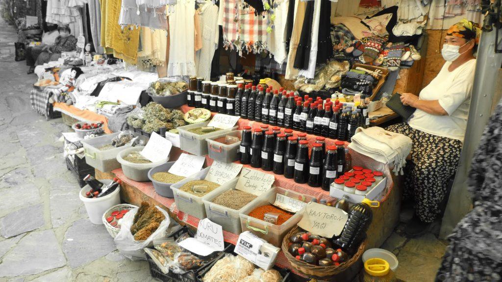 Markt Studienreise Kleinasien Sth Basel