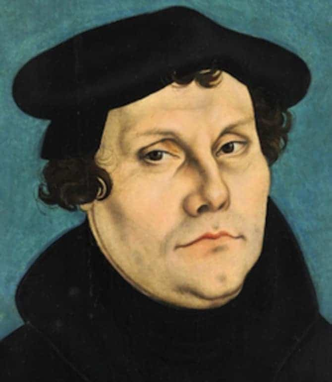 Martin Luther Web