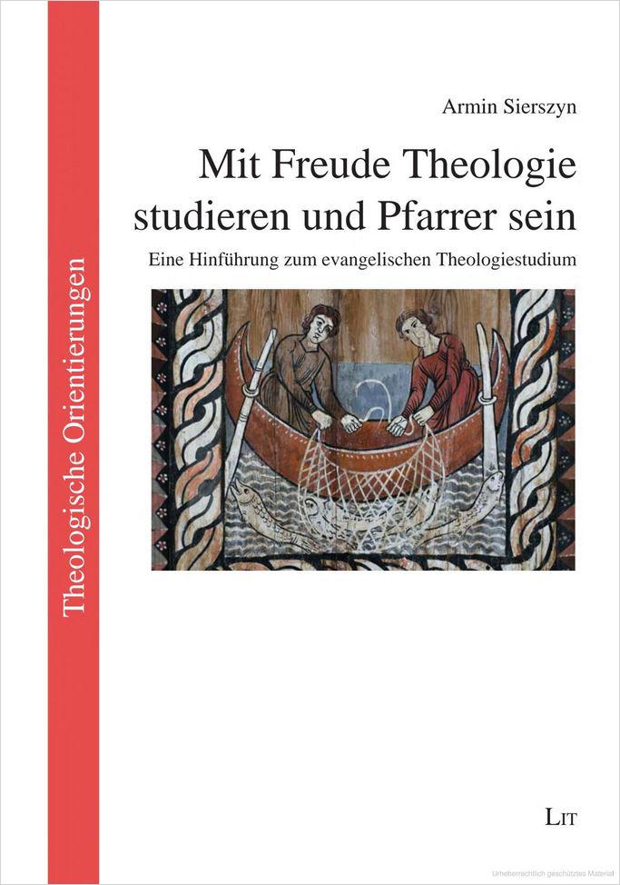Mit Freude Theologie Studieren Und Pfarrer Sein Armin Sierszyn Sth Basel Online