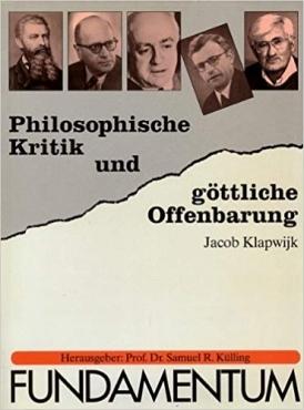 Philosophische Kritik Und Göttliche Offenbarung