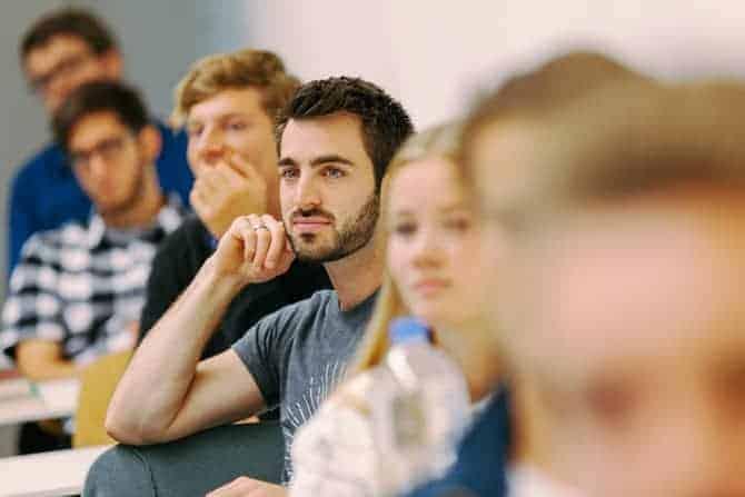 Sth Basel Studierende