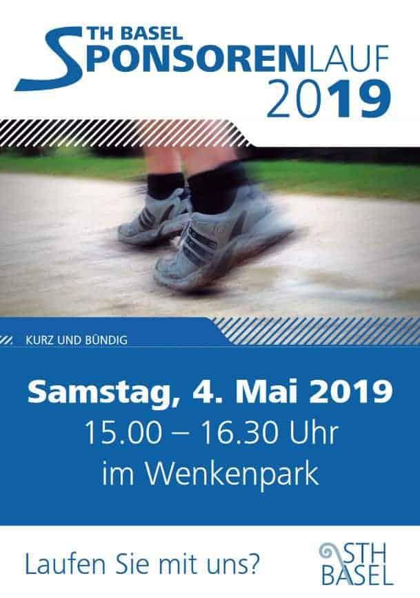 Sponsorenlauf 2019 Sth Basel
