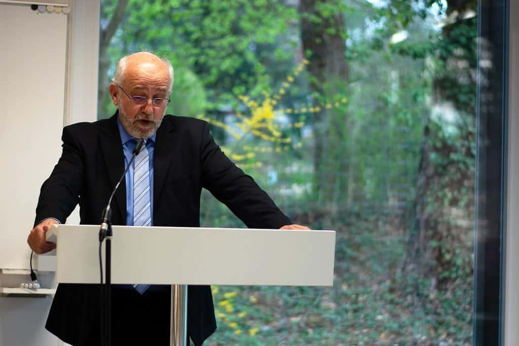 Tilmann Geske Memorial Lecture Samuel Van Der Maas 2019 04 11 Sth Basel 1