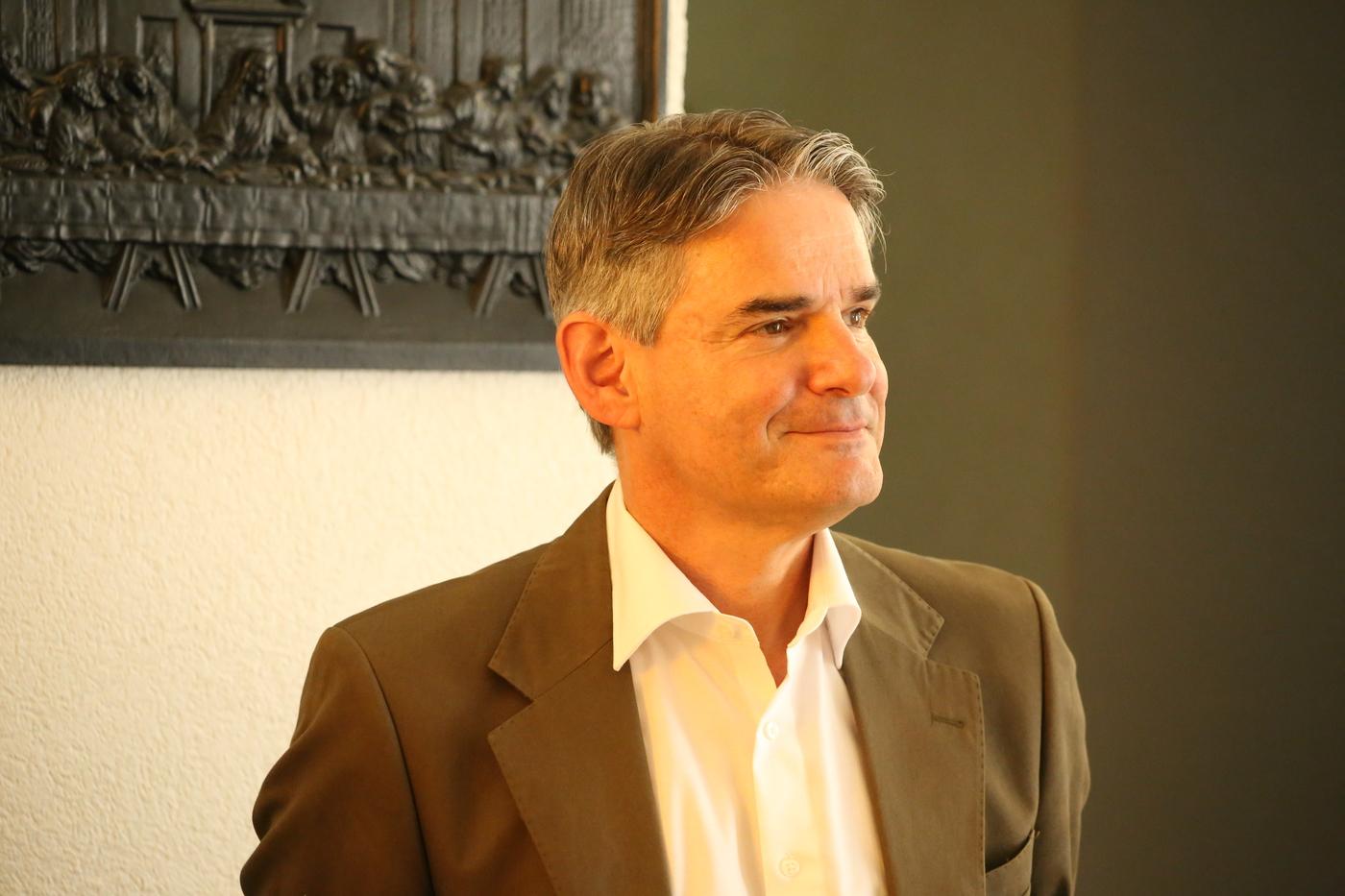 Verabschiedung Dr Peter Prock Sth Basel 2