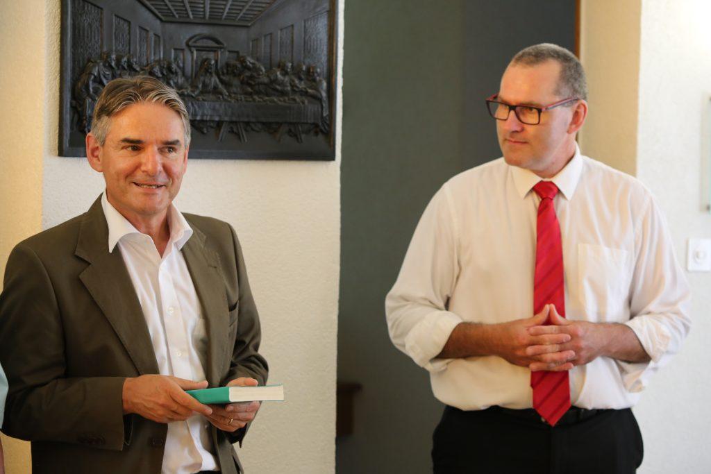 Verabschiedung Dr Peter Prock Sth Basel 6