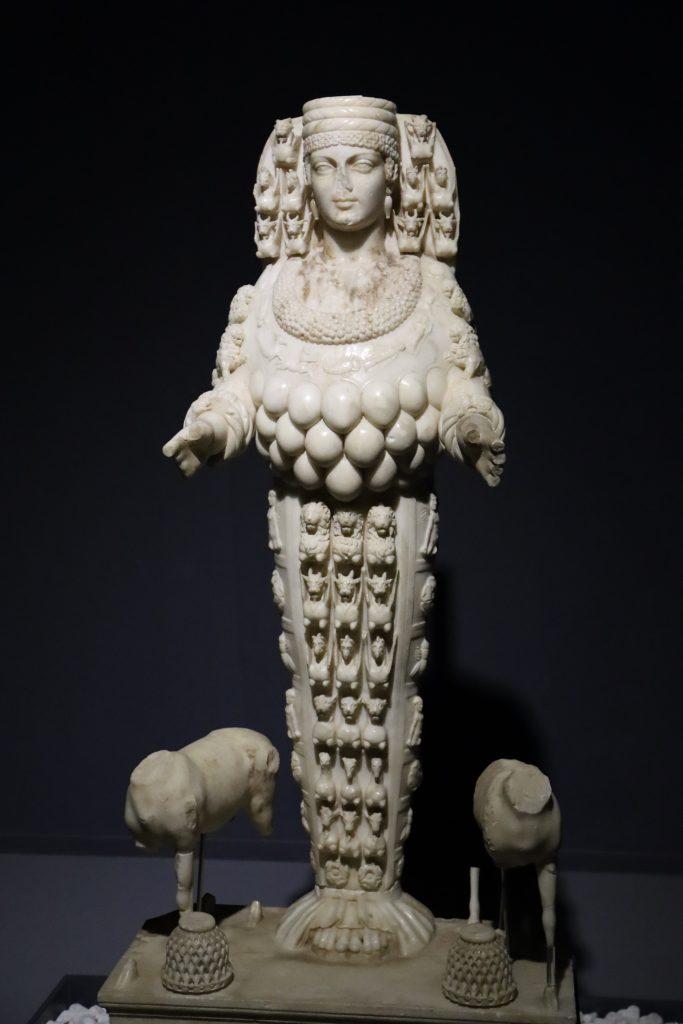 Artemis Der Epheser Studienreise Kleinasien Sth Basel