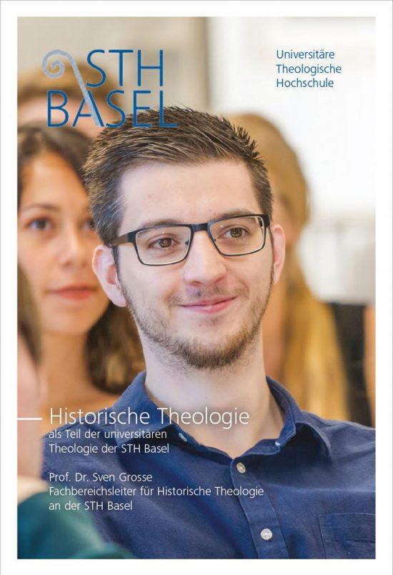 Historische Theologie Sven Grosse Sth Basel