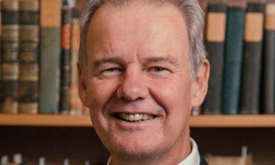 Sth Basel Rektor Prof. Dr. Jacob Thiessen Min