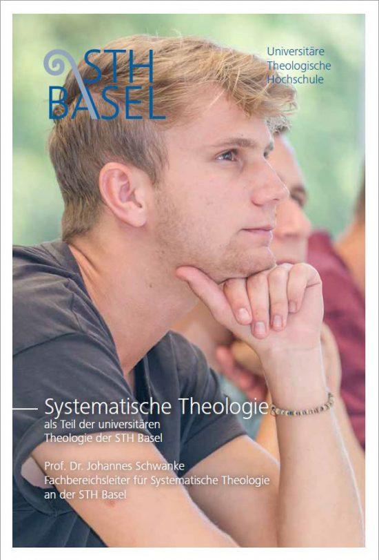 Systematische Theologie Fachbereich Sth Basel 2