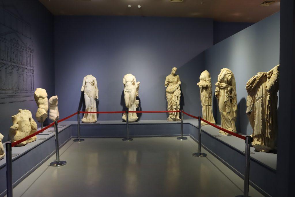 Ephesus Museum Studienreise Kleinasien Sth Basel