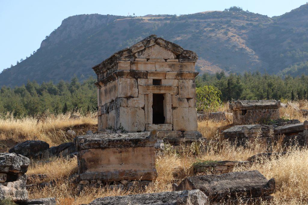 Hierapolis Studienreise Kleinasien Sth Basel 2
