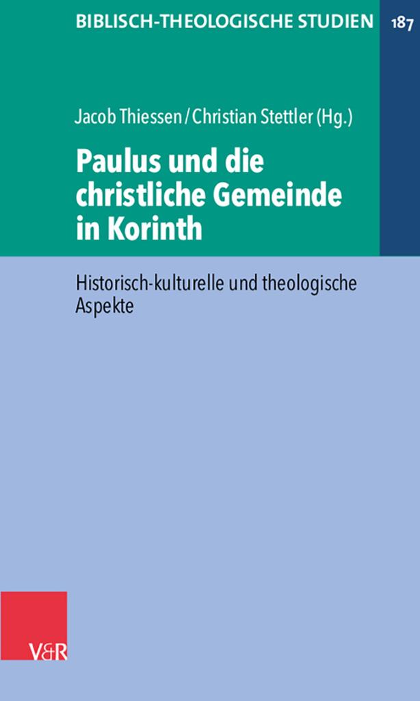Paulus Und Die Christliche Gemeinde In Korinth