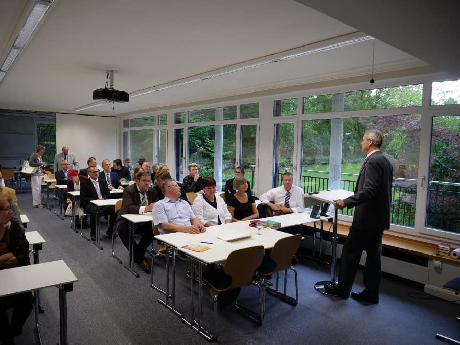 Sth Basel Alumni Jubilare Dinner 2017 Empfang 12