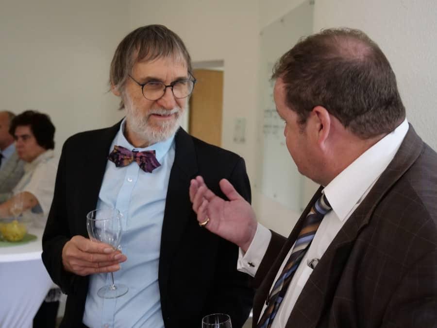 Sth Basel Alumni Jubilare Dinner 2017 Empfang 5