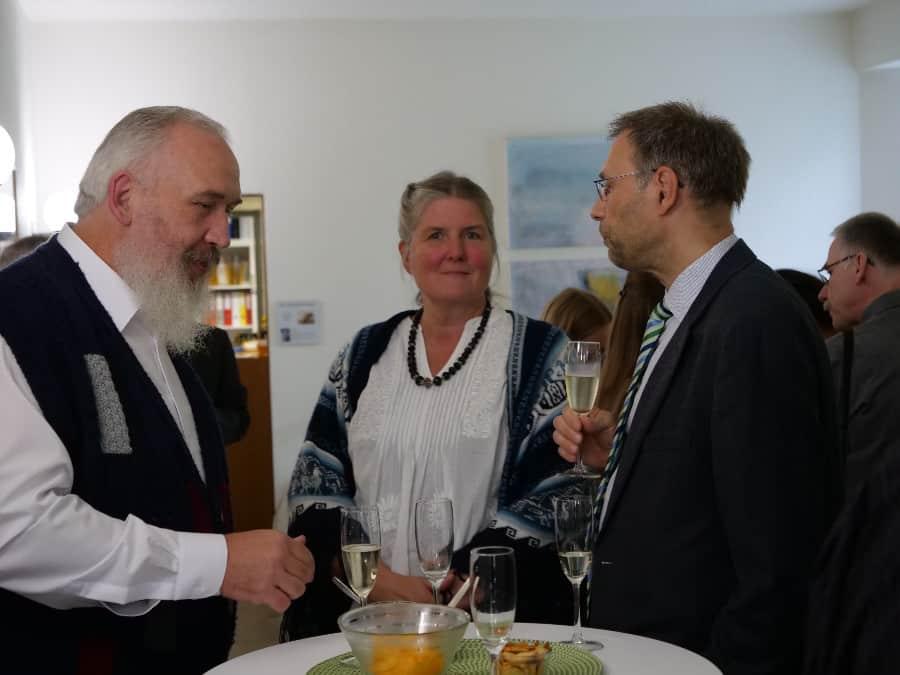 Sth Basel Alumni Jubilare Dinner 2017 Empfang 7