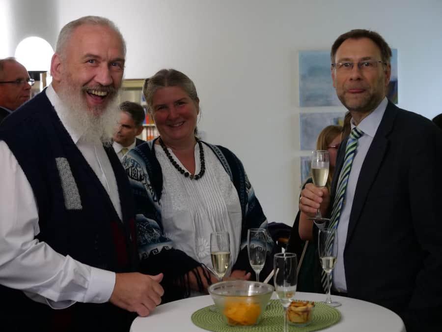 Sth Basel Alumni Jubilare Dinner 2017 Empfang 8