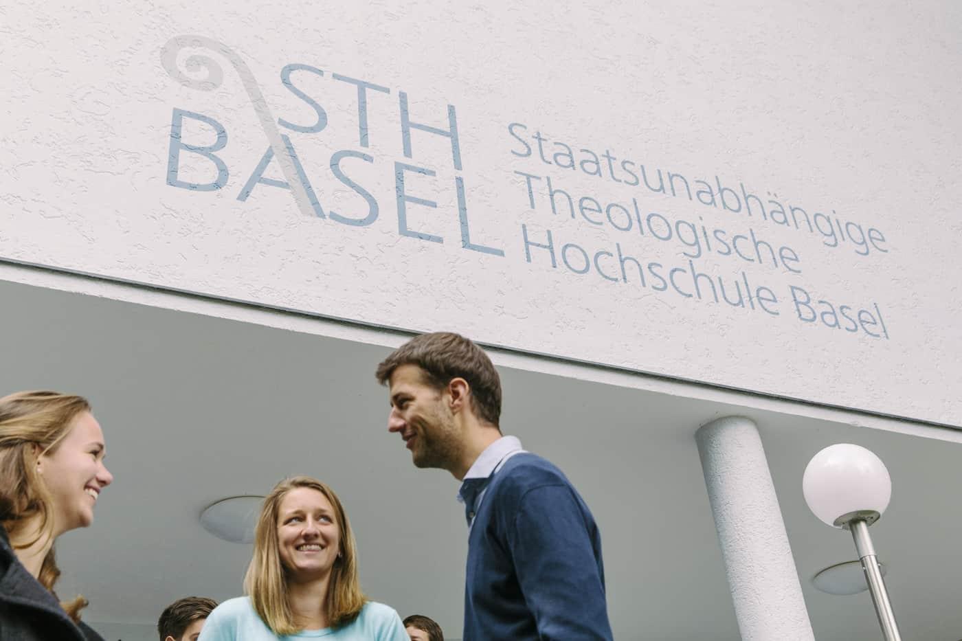 Sth Basel Aussenansicht Gebaeude