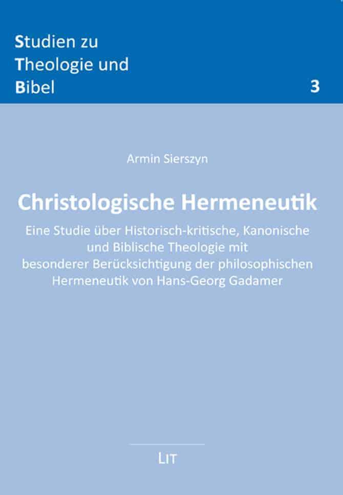 Sth Basel Christologische Hermeneutik