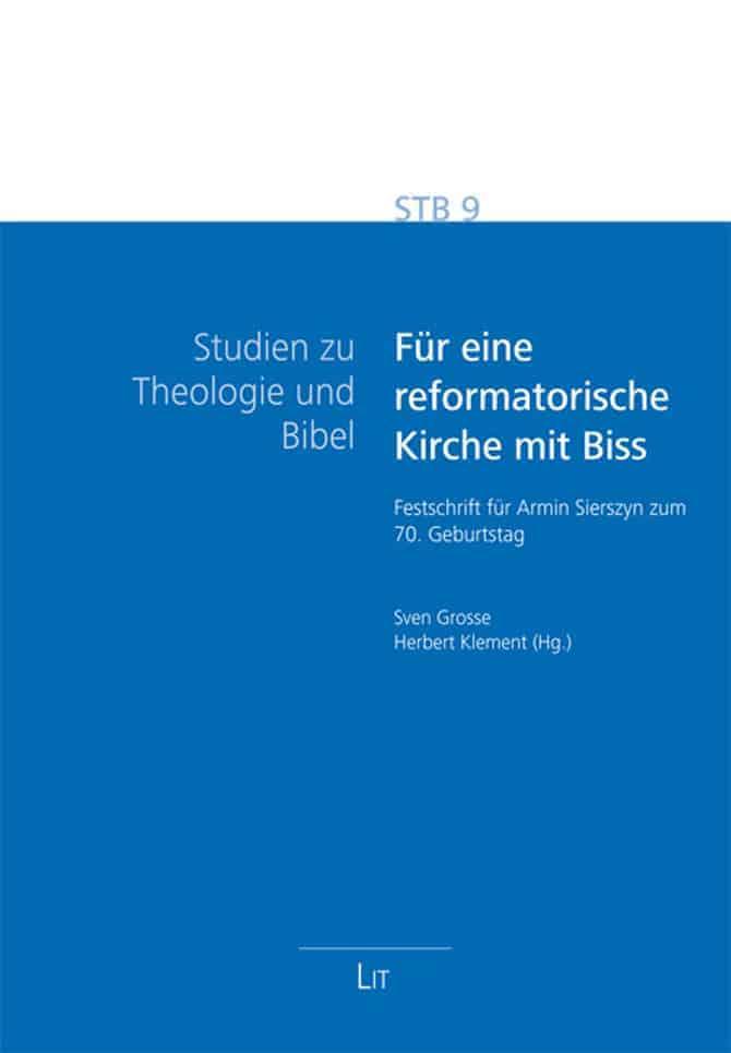 Sth Basel Fuer Eine Reformatorische Kirche Mit Biss