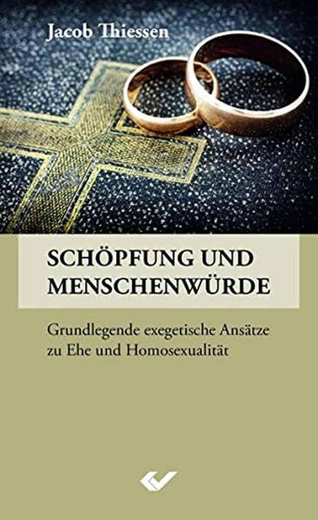 Sth Basel Jacob Thiessen Schoepfung Und Menschenwuerde